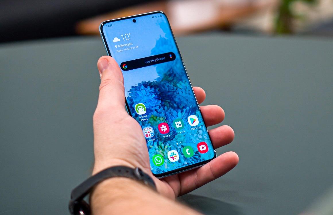 Deze Samsung-telefoons krijgen drie grote Android-updates