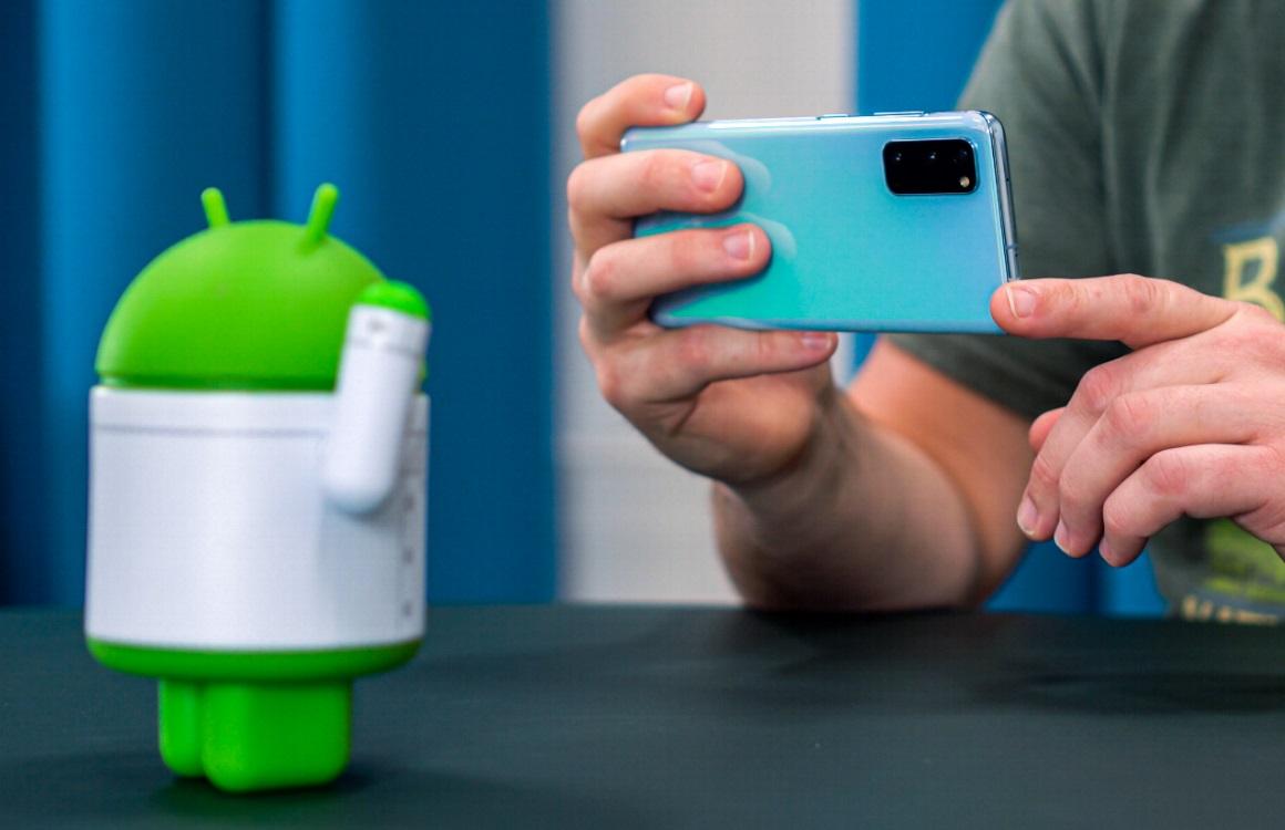 Camera-update voor Samsung Galaxy S20-serie rolt uit in Nederland
