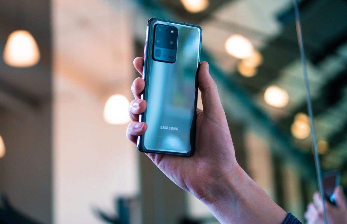 Samsung stelt 512GB-versie Galaxy S20 Ultra uit tot mei in Nederland
