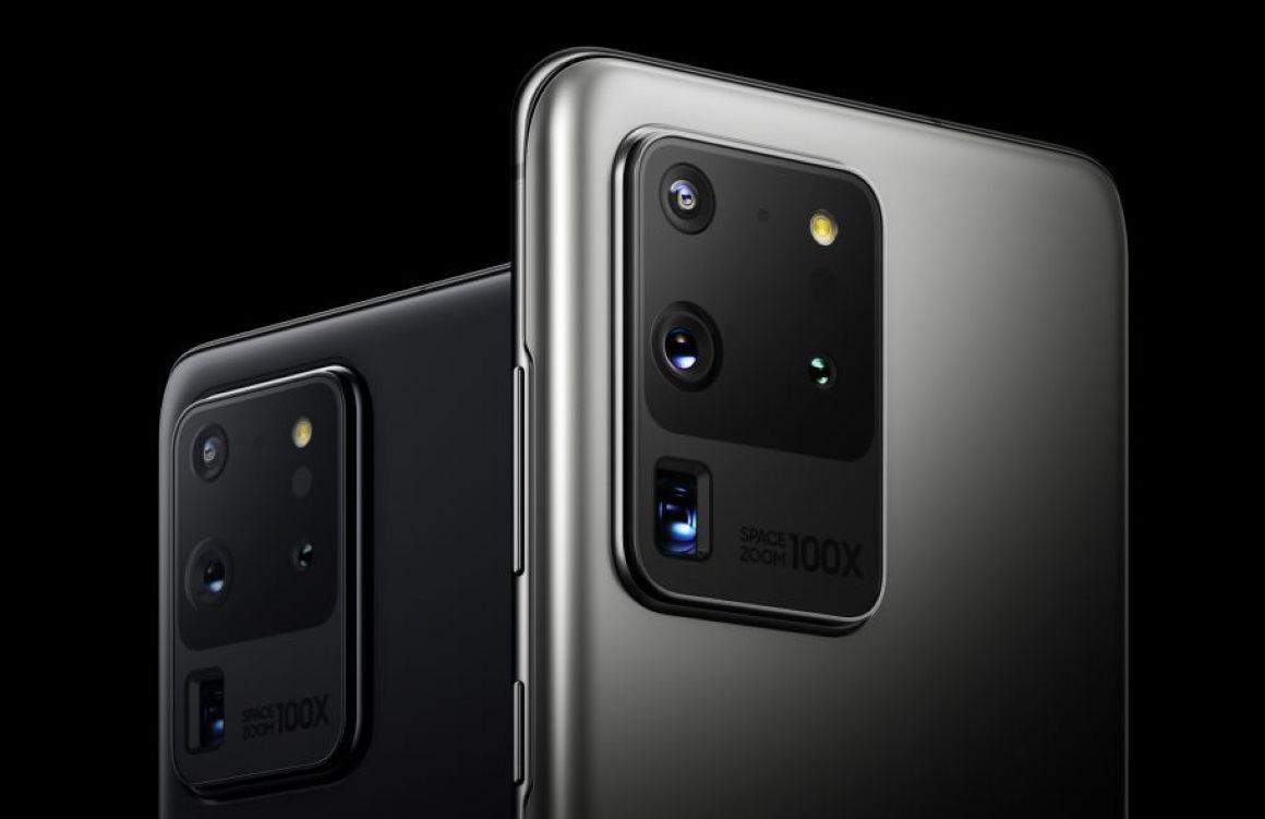 Uitleg camera's van smartphones: drie, vier of vijf camera's op de achterkant