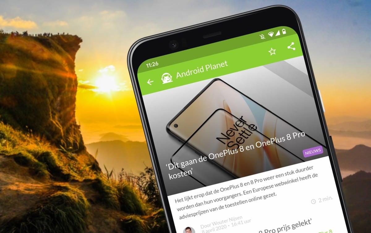 Android-nieuws #15: OnePlus 8 (Pro)-prijs gelekt, Google Pixel 4a en meer