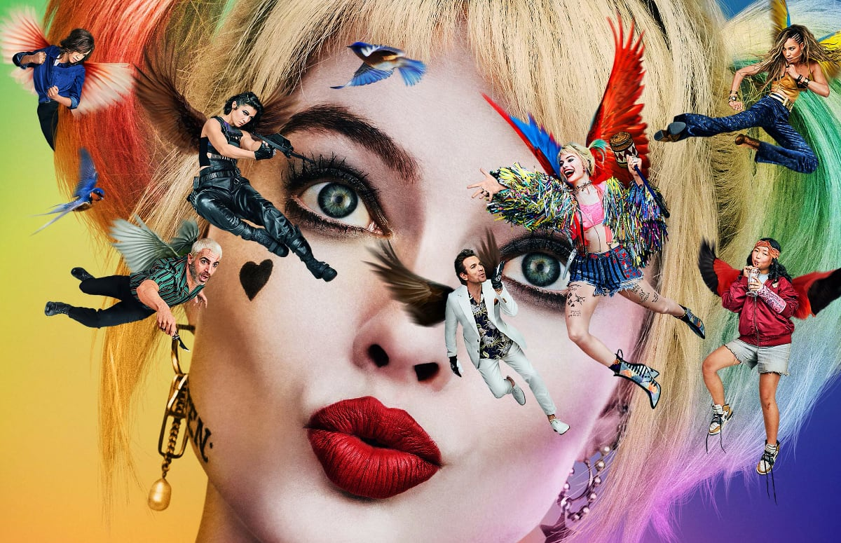 Streamingtips week 16: The Rise of Harley Quinn