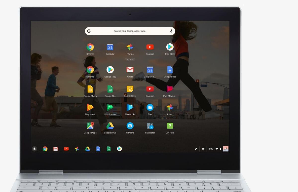'Chrome OS krijgt betere integratie met Android-smartphones'