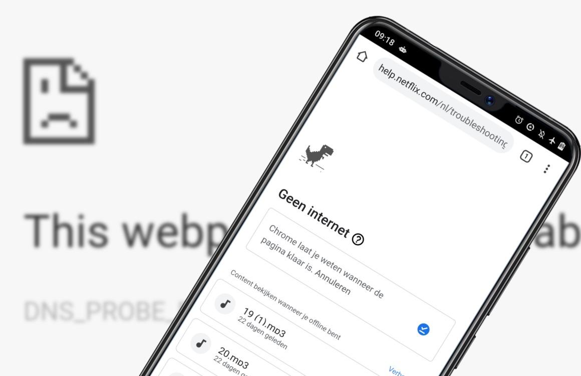 Google Chrome werkt niet: met deze 6 oplossingen browse je snel weer verder