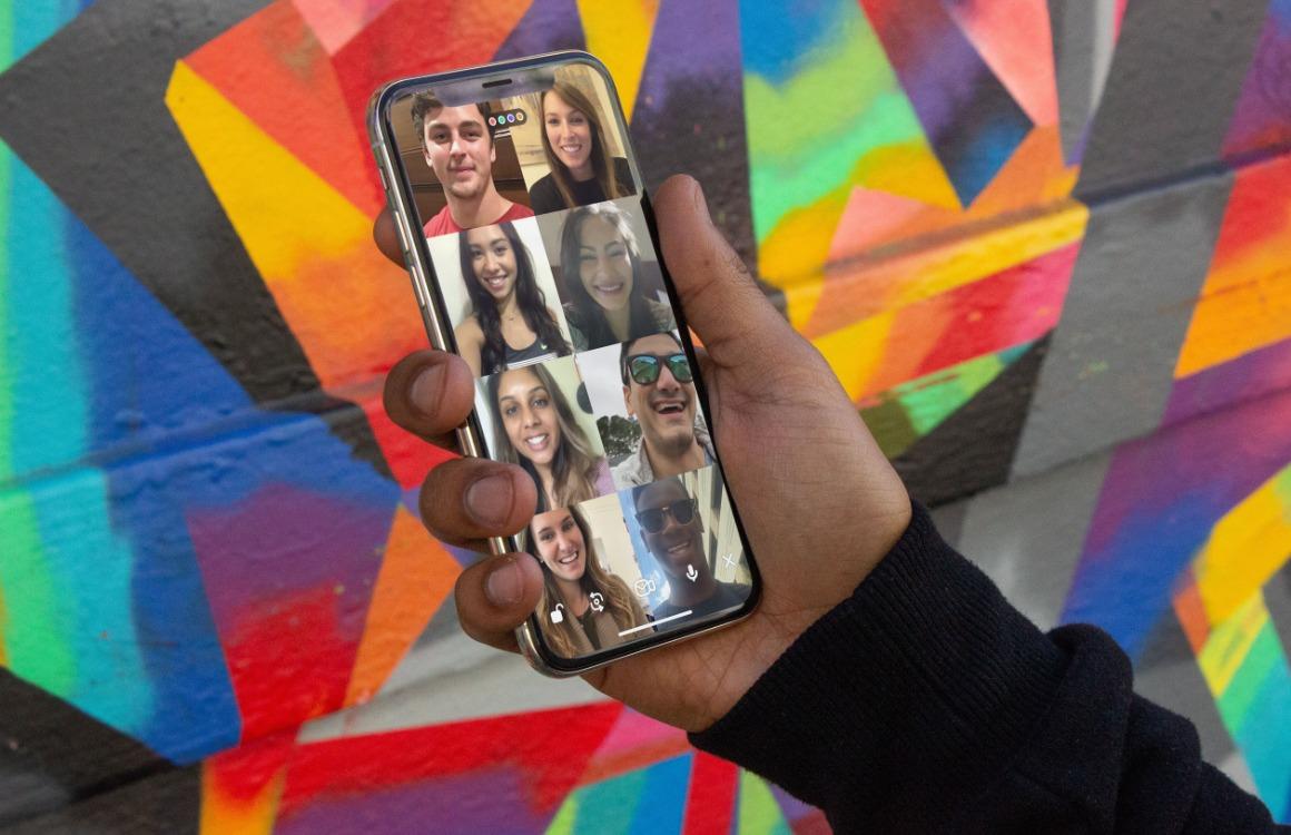 Digitaal huisfeestje: zo kun je videobellen met vrienden via Houseparty