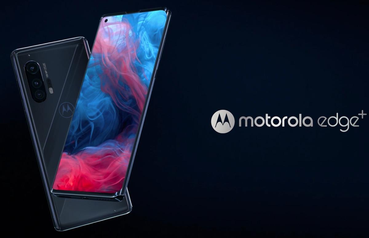 Motorola Edge (Plus) officieel: luxe smartphones met watervalscherm