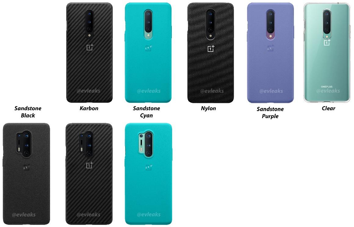 OnePlus 8 (Pro) hoesjes