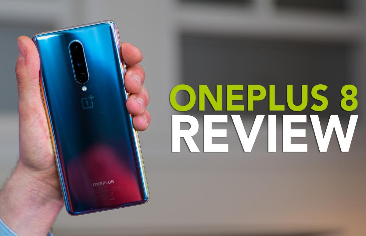 OnePlus 8 videoreview: snelheidsmonster levert in op prijs-kwaliteitsverhouding