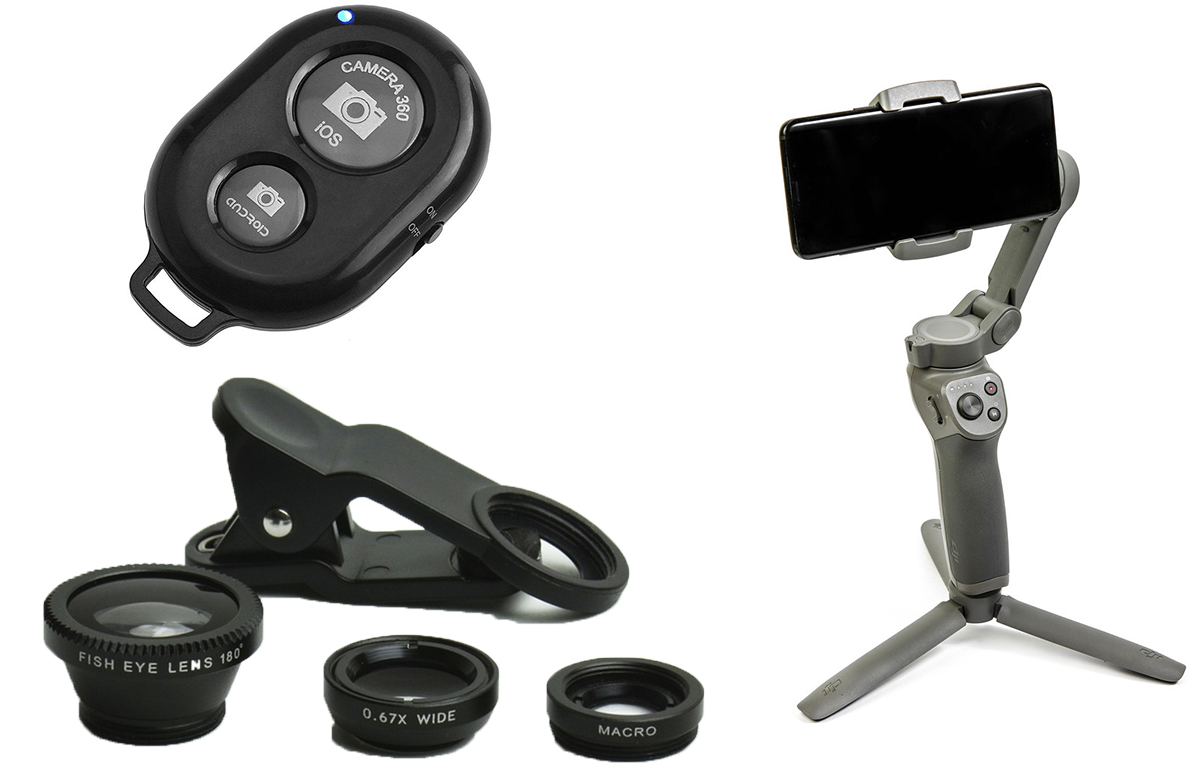 Dit zijn de 5 handigste fotografie-gadgets voor Android-smartphones