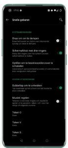 Android 10 screenshot maken