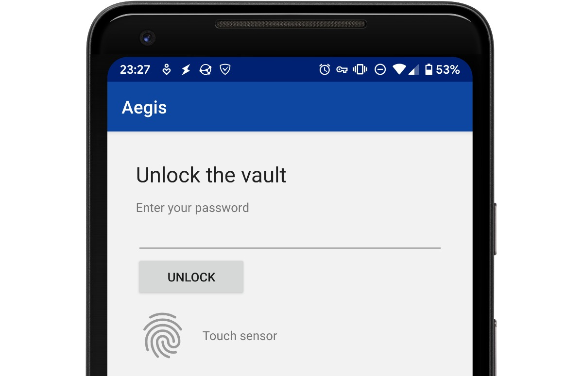 beste authenticator app aegis