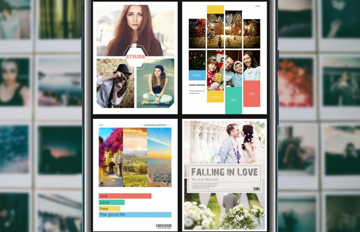 Creatieve fotocollages maken met je smartphone: 3 fijne apps