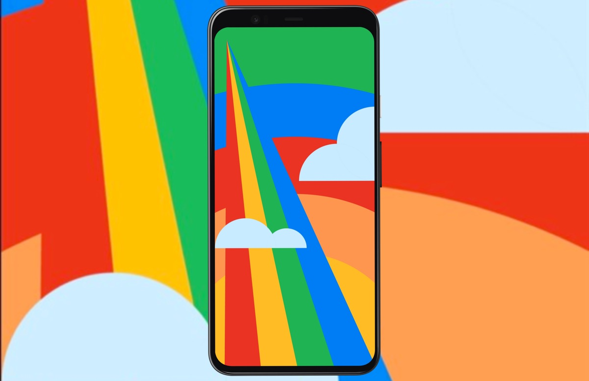 Download: alle officiële wallpapers van de Google Pixel 4a