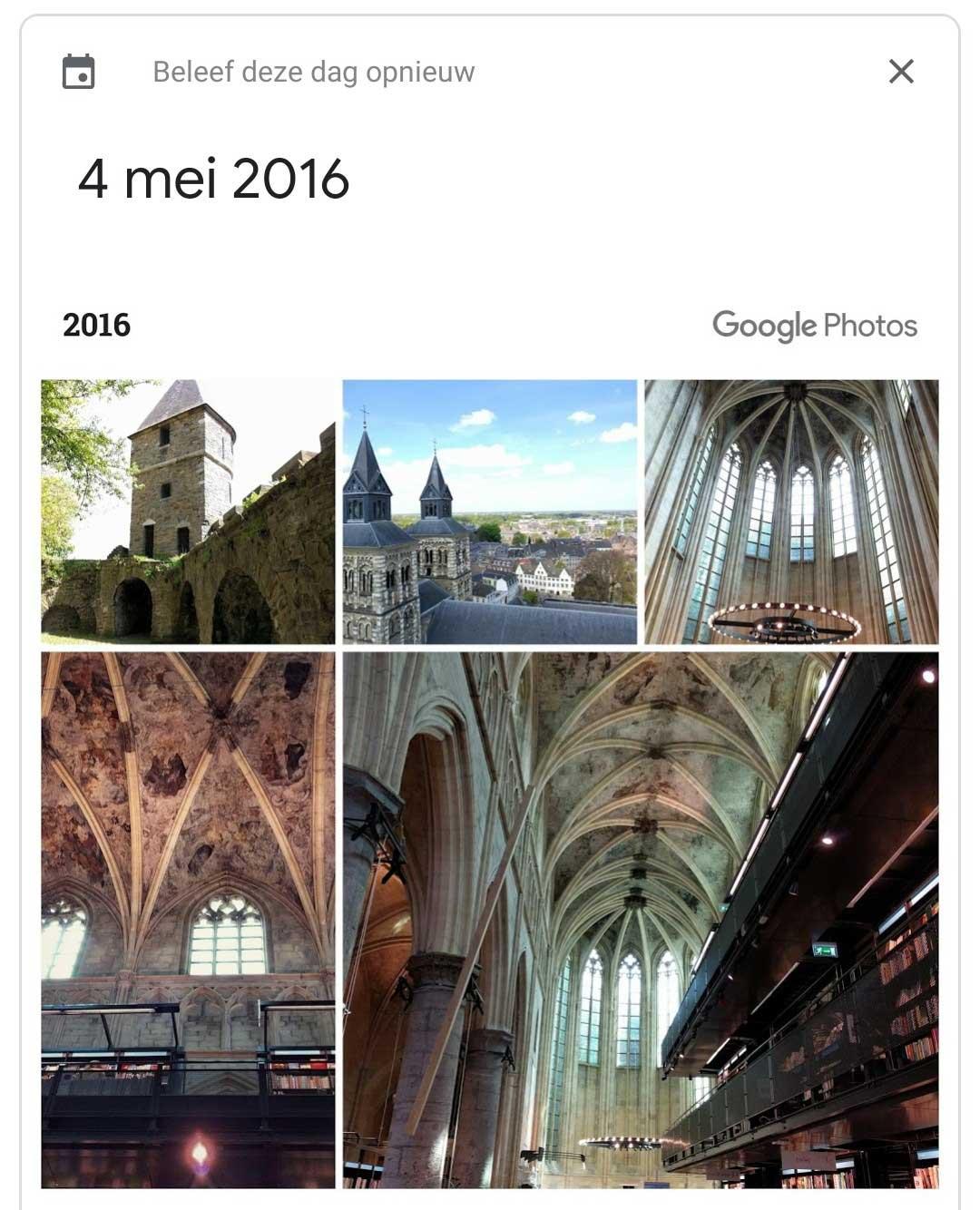 google foto's voor jou