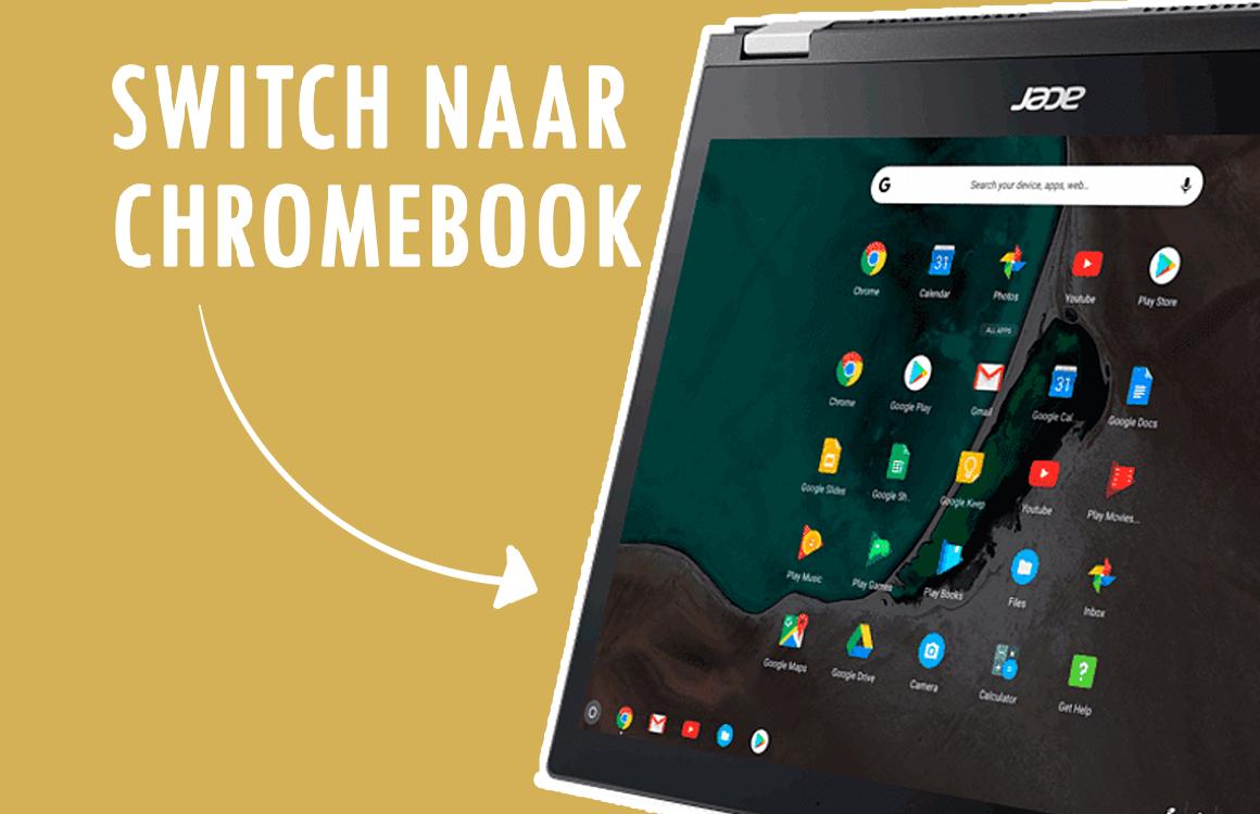 3 redenen waarom een Chromebook het overwegen waard is! (ADV)