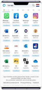 Huawei App Search