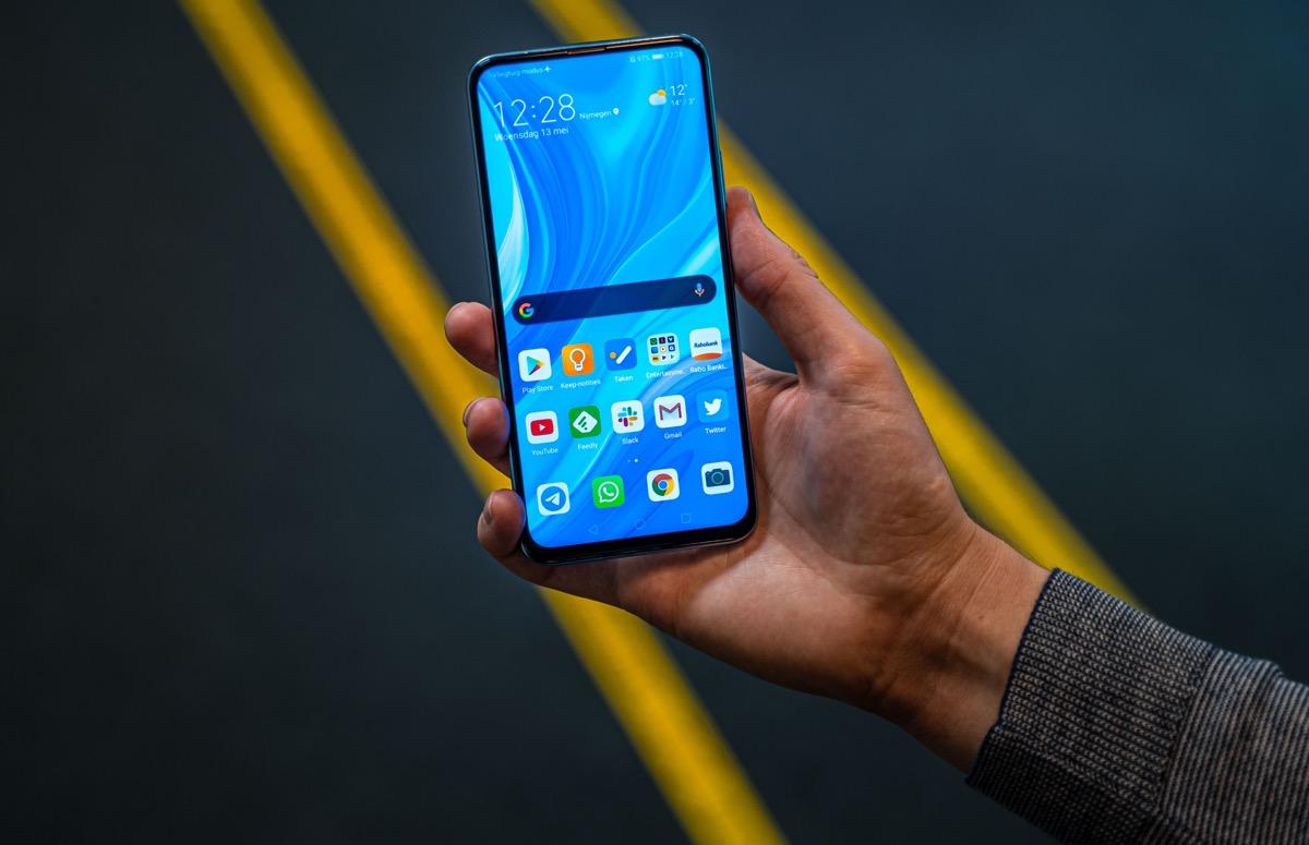 Huawei brengt eerste smartphone zonder Android in 2021 uit – Update