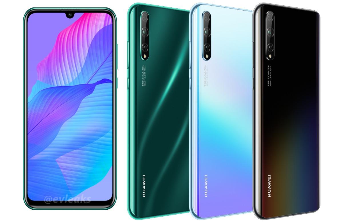'Huawei P Smart S krijgt drievoudige camera, maar geen Google-apps'