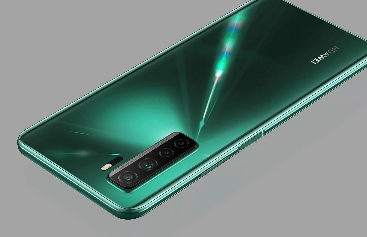 'Huawei P40 Lite 5G gelekt: alle specificaties en afbeeldingen op straat'