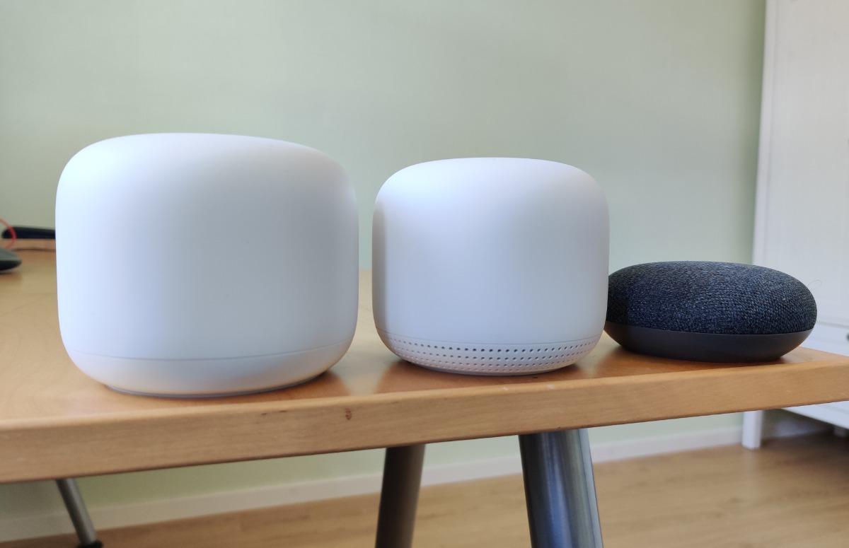 nest wifi review vergelijking router internetpunt nest mini