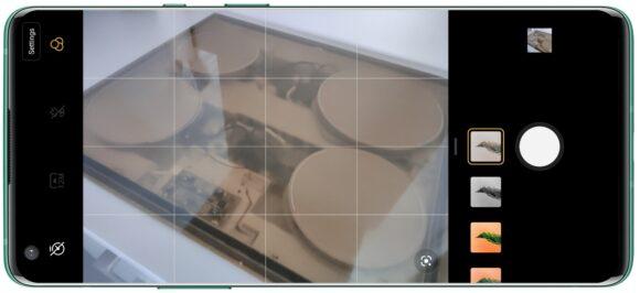 OnePlus 8 Pro - kleurenfiltercamera