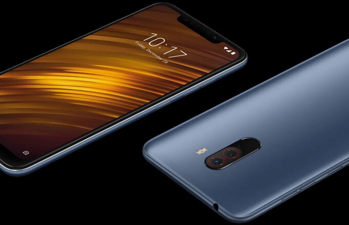 Omcirkel in de agenda: 'Xiaomi Pocophone F1-opvolger komt op 12 mei'