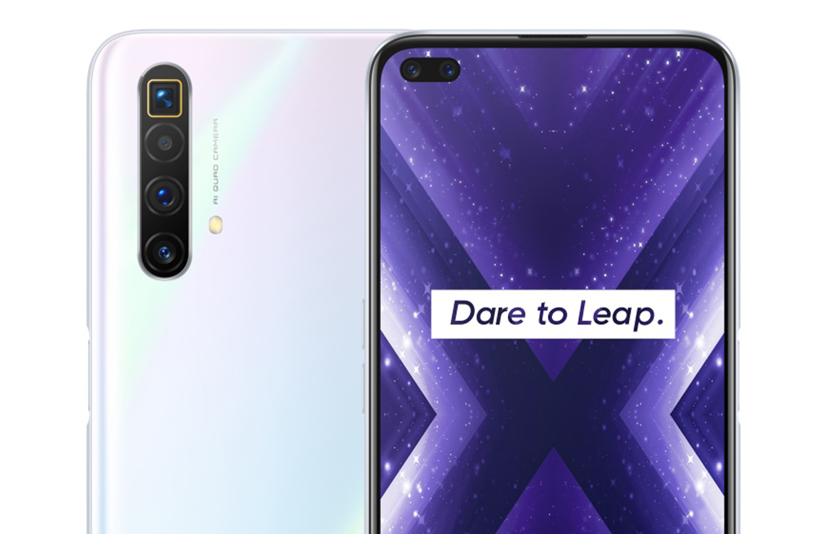Realme X3 Superzoom officieel: periscopische lens en 120Hz-scherm