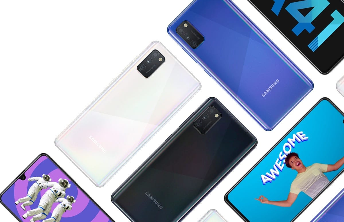 Samsung Galaxy A41 volgende week in Nederland verkrijgbaar voor 299 euro