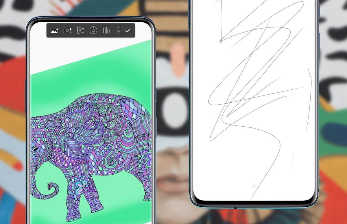 teken-app sketchbook