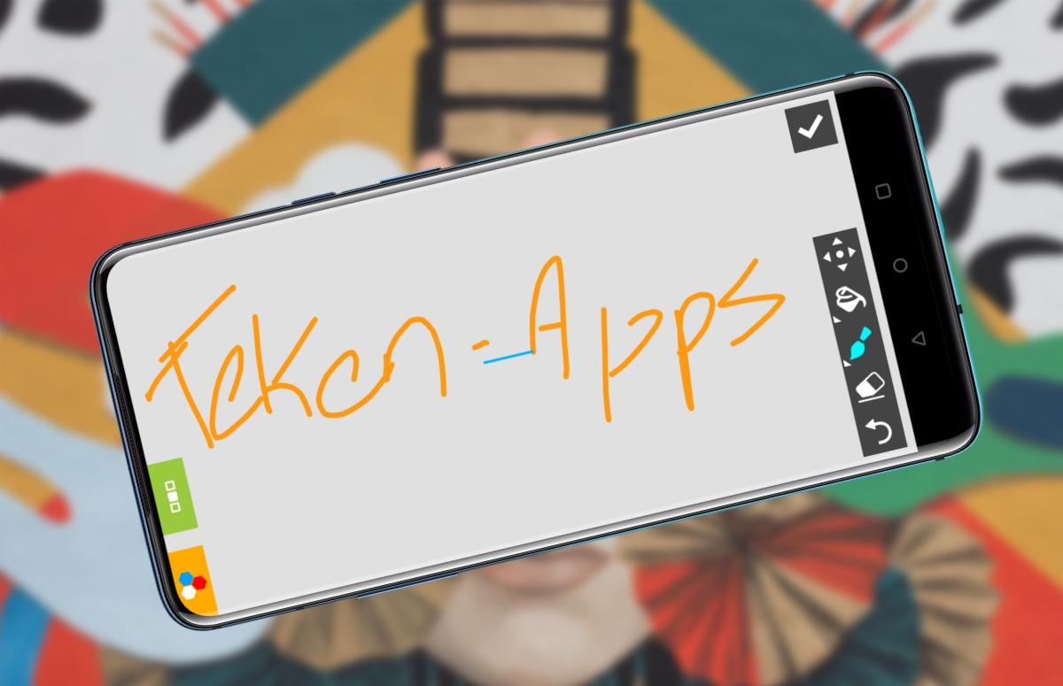De 4 beste teken-apps voor je Android-toestel: van beginner tot professional