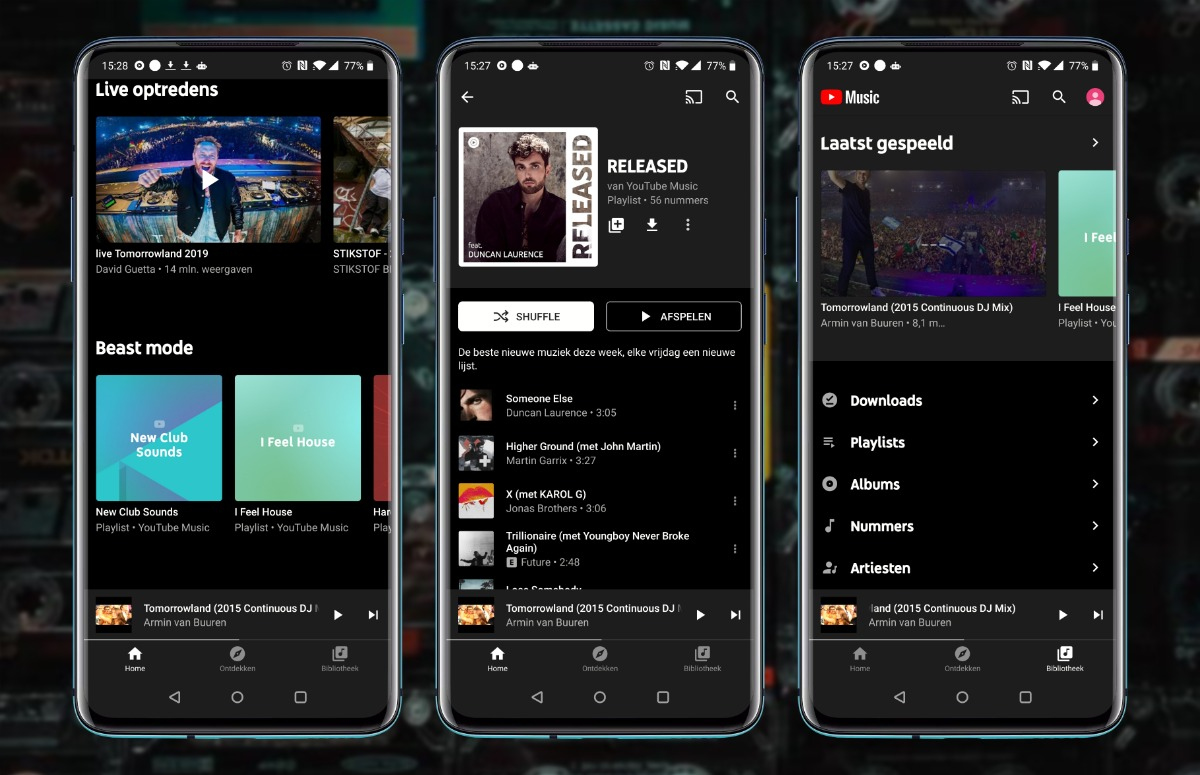 youtube music gids 2