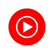 youtube music icoon