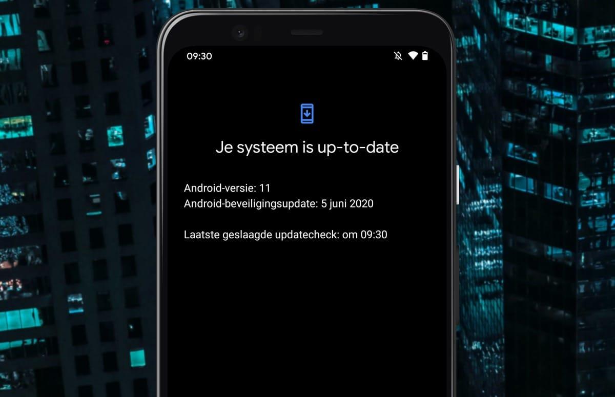 Zo installeer je de Android 11-bèta op je Google Pixel (of andere smartphone)