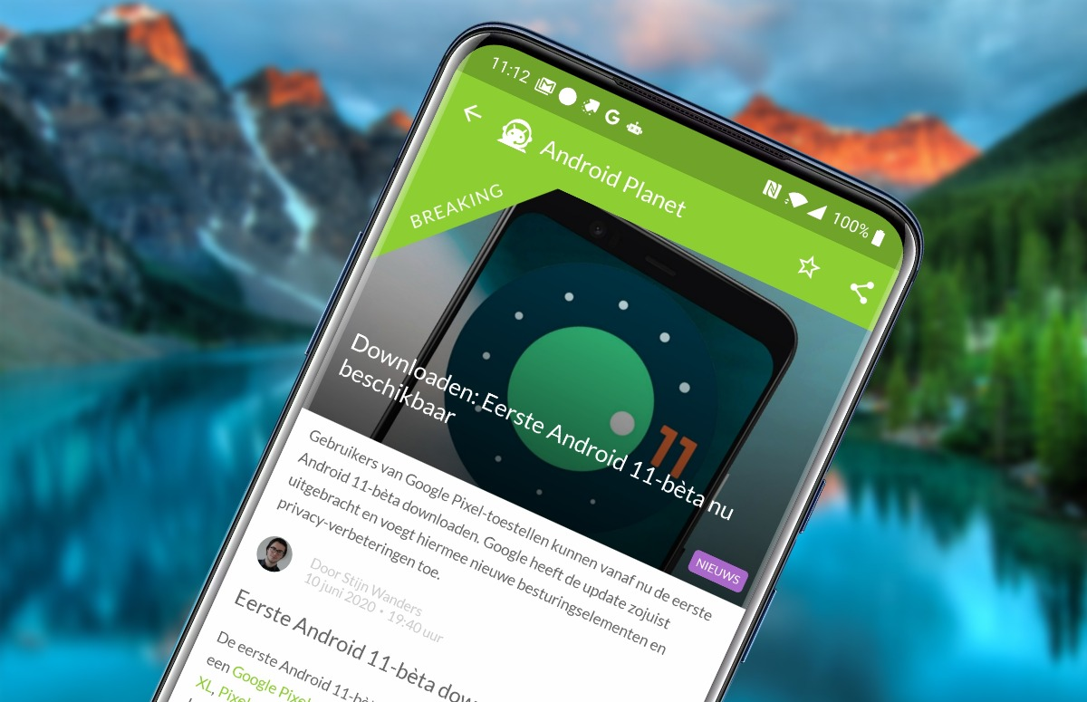 Android-nieuws #24: Android 11-testversie en Samsung-advertenties