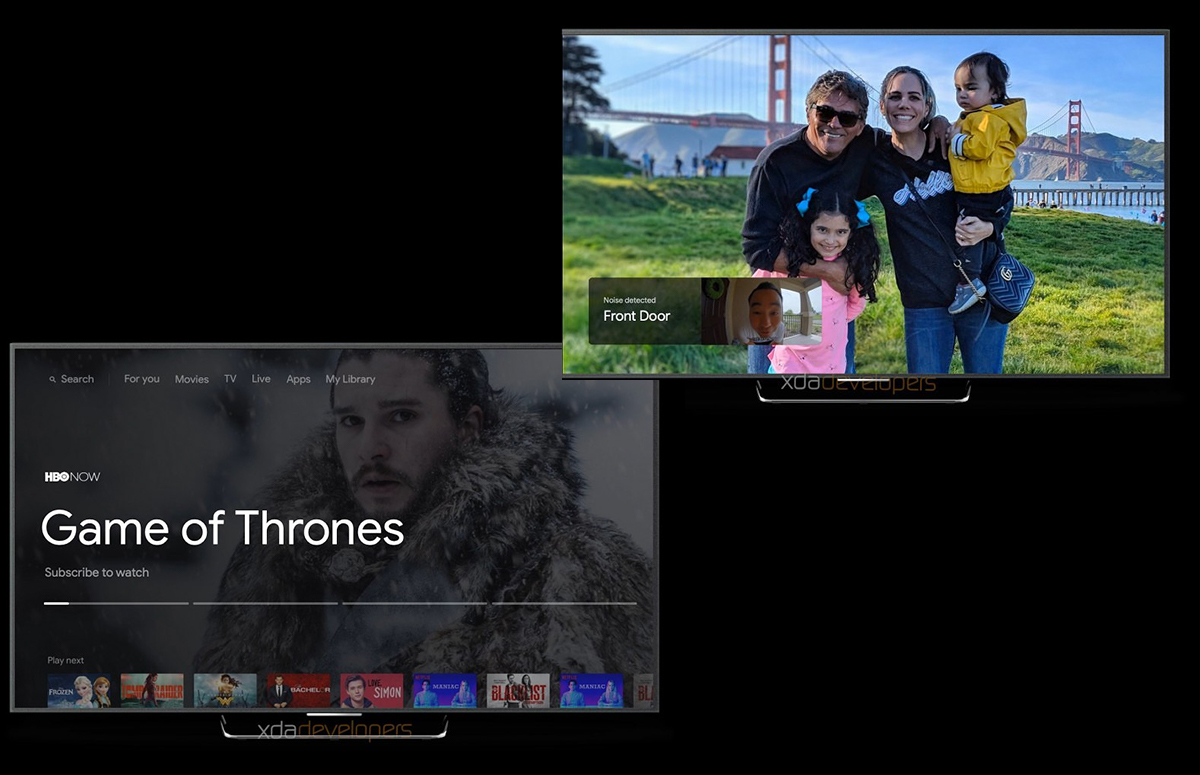 chromecast android tv afstandsbediening