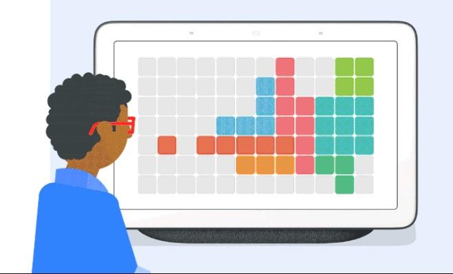 Google Assistent update Home Storage