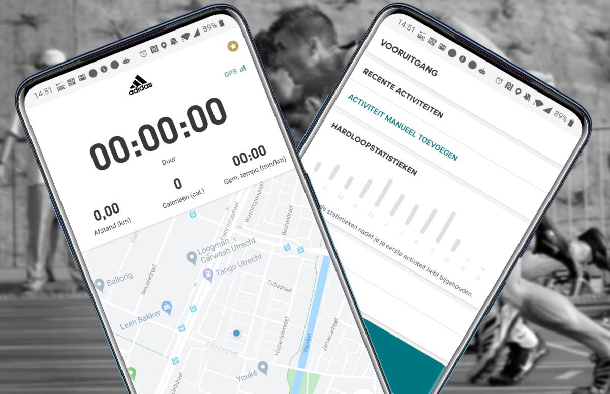 hardloop-app adidas running android