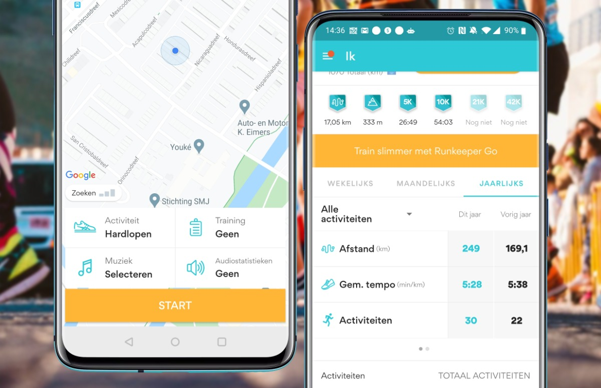 hardloop-app runkeeper android