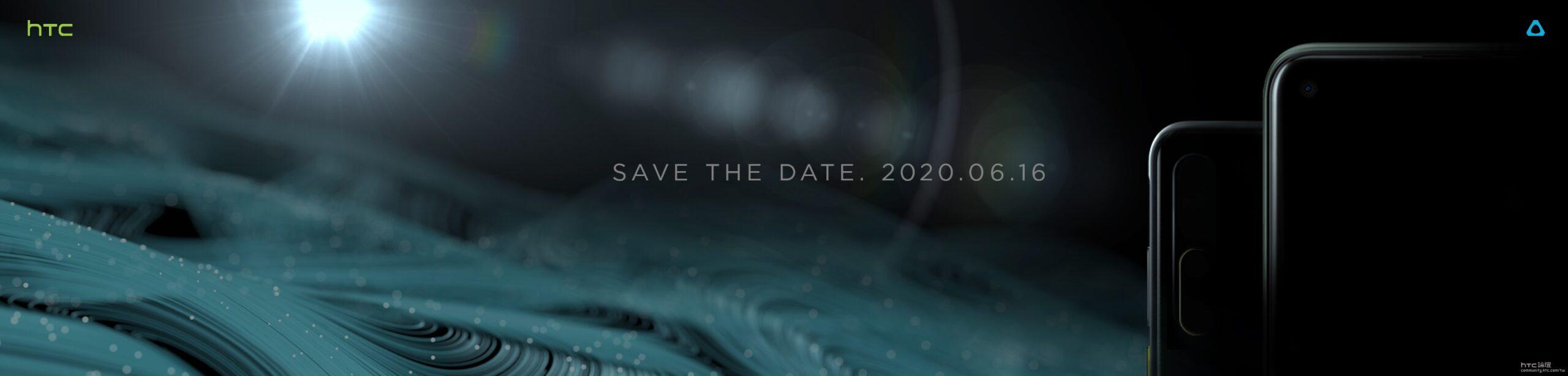 HTC Desire 20 Pro-teaser