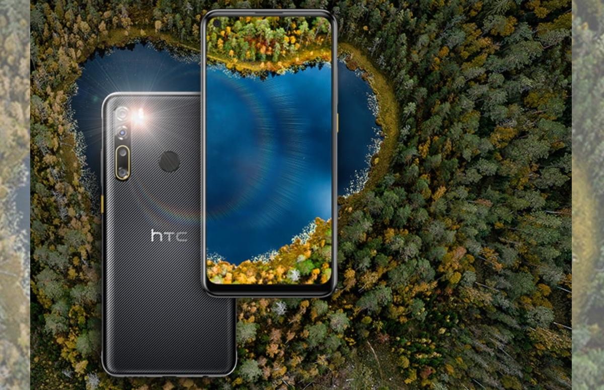 Dit zijn de twee nieuwe smartphones van HTC