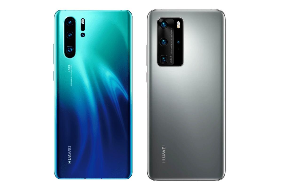 Huawei P30 Pro vs Huawei P40 Pro camera's