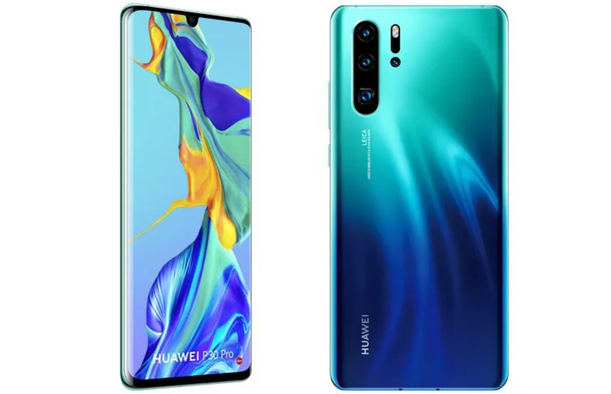 Huawei P30 Pro vs New Edition