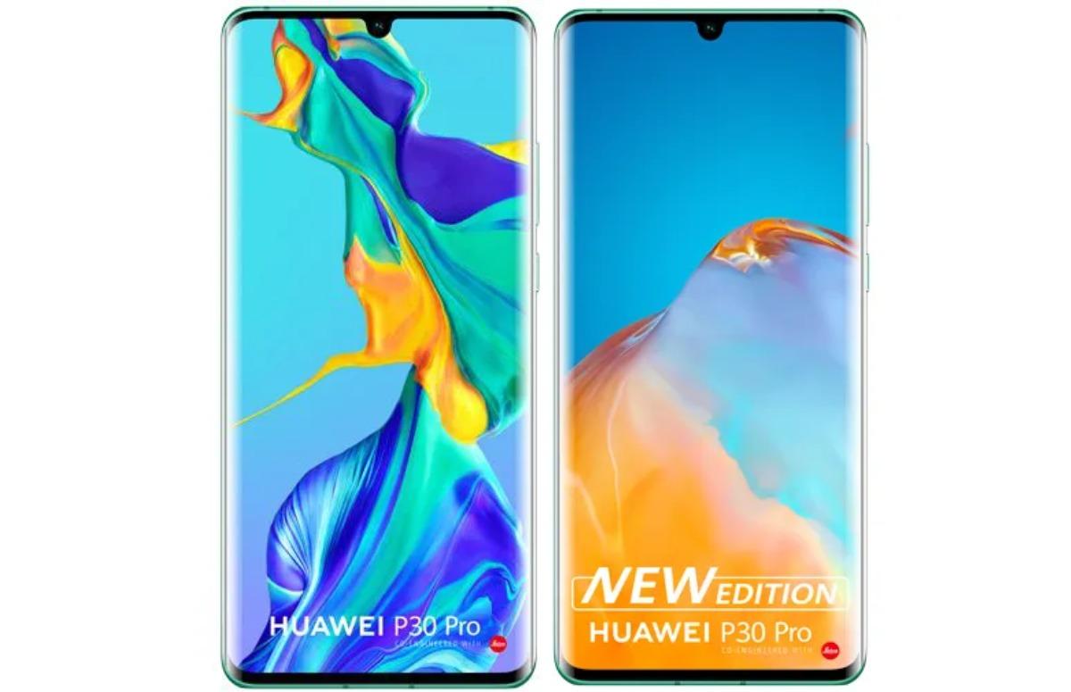 Vergelijking: Huawei P30 Pro en New Edition ontlopen elkaar nauwelijks