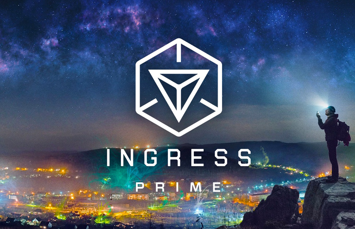 Ingress Prime 4 beste AR-games