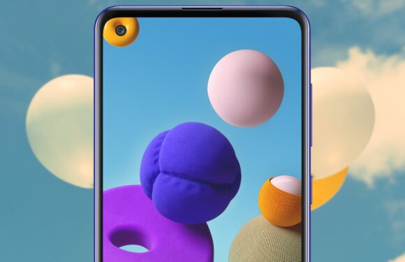 samsung galaxy a21s release
