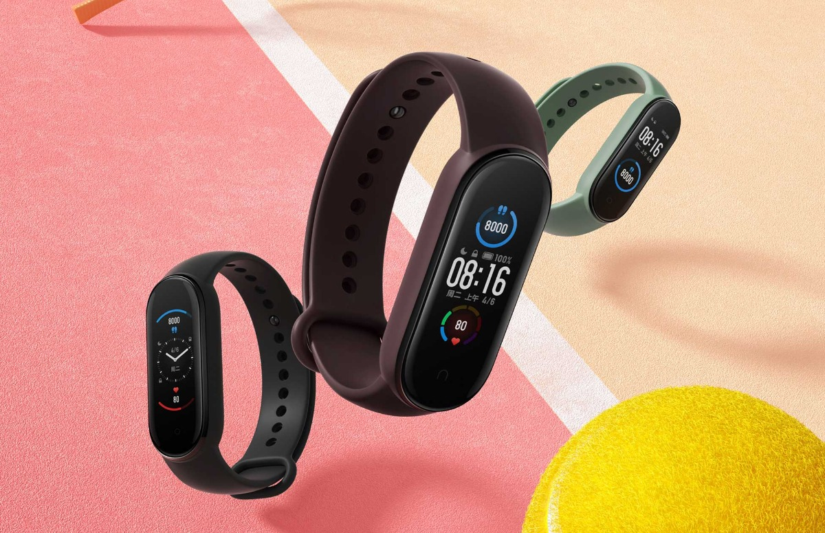 Xiaomi Mi Band 5 officieel: goedkope fitnesstracker focust op gezondheid