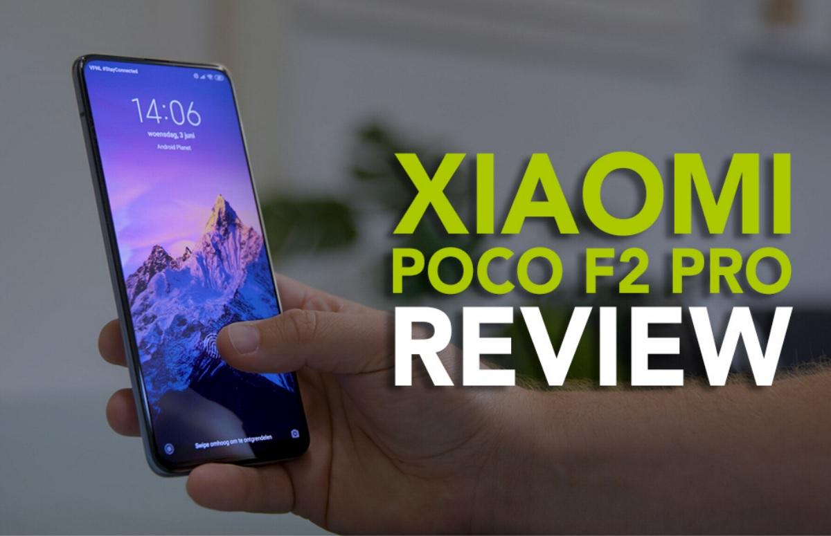 Videoreview: Poco F2 Pro is een krachtpatser met duidelijke concessies