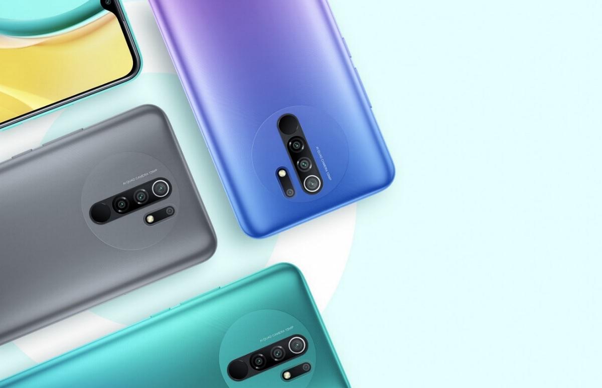 Xiaomi Redmi 9 officieel: grote accu voor een zacht prijsje