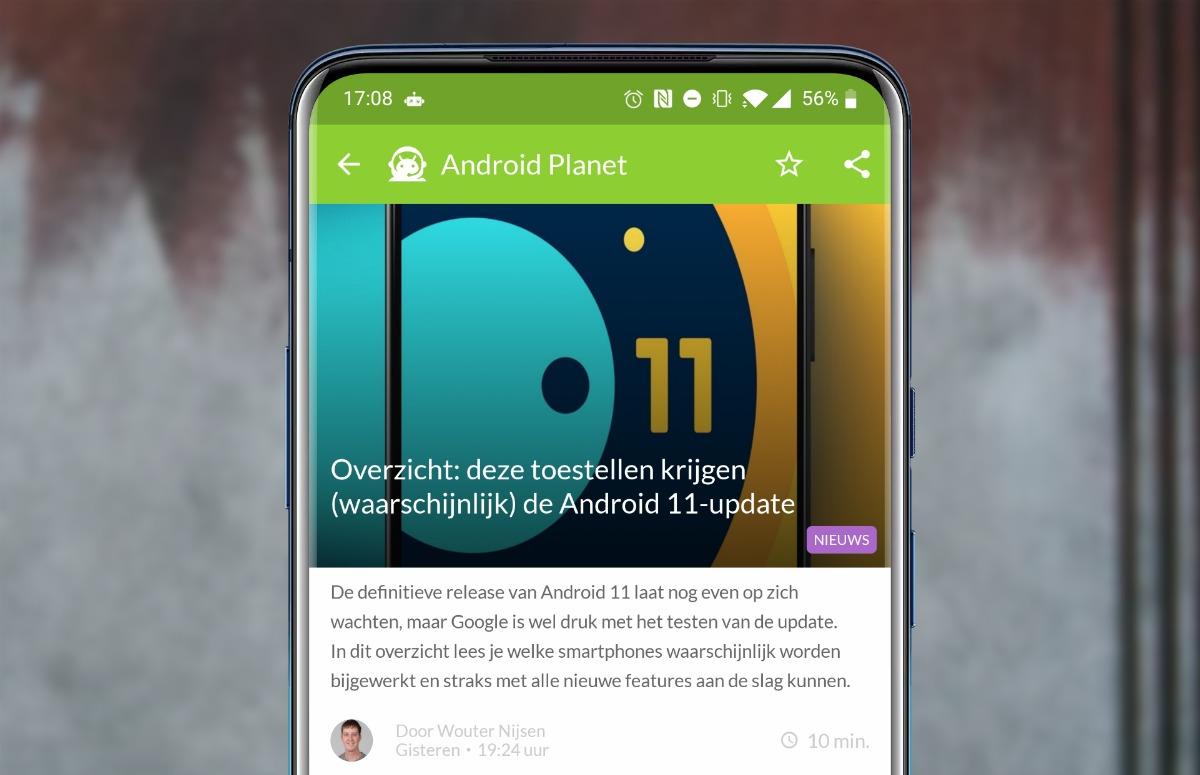 Android-nieuws #29: Corona-app en update voor Samsung A71