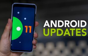 android updates video